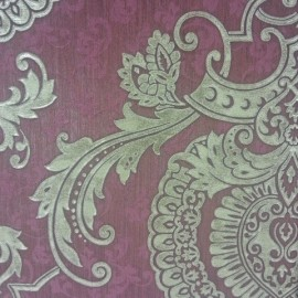 "Виниловые Обои Andrea Rossi (Андреа Росси) Обои Andrea Rossi коллекция ""Gande"", арт.  606008"