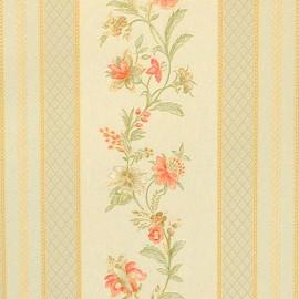 Виниловые обои Zambaiti (Замбаити)  коллекция  SATIN FLOWERS артикул  2201