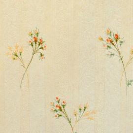 Виниловые обои Zambaiti (Замбаити)  коллекция  SATIN FLOWERS артикул  2211