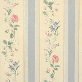 Виниловые обои Zambaiti (Замбаити)  коллекция  SATIN FLOWERS артикул  2244