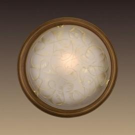 Настенно-потолочный светильник 103 PROVENCE BROWN, Sonex