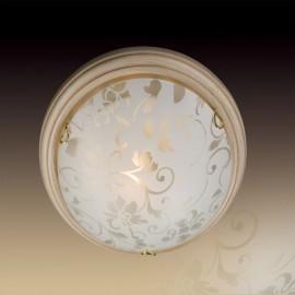 Настенно-потолочный светильник 256 PROVENCE CREMA, Sonex