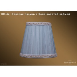 Абажур sh4а, Bohemia Ivele Crystal