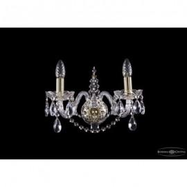 Бра  Bohemia Ivele Crystal,  1411/2/G