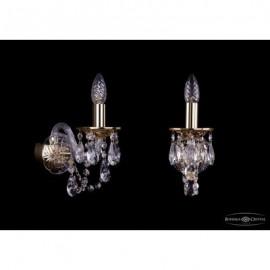 Бра  Bohemia Ivele Crystal,  1600/1/G