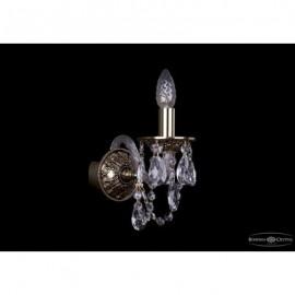 Бра  Bohemia Ivele Crystal,  1610/1/GB