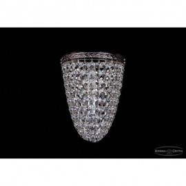 Бра 1925/1/S/Ni, Bohemia Ivele Crystal