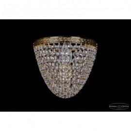 Бра 1925/1/W/G, Bohemia Ivele Crystal