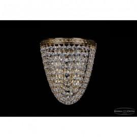Бра 1925/2/S/G, Bohemia Ivele Crystal