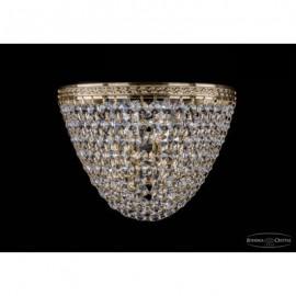 Бра 1925/2/W/G, Bohemia Ivele Crystal