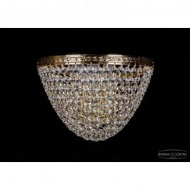 Бра 1925/3/W/G, Bohemia Ivele Crystal