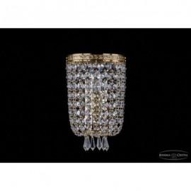 Бра 1927/1/S/G, Bohemia Ivele Crystal