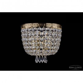 Бра 1927/2/W/G, Bohemia Ivele Crystal