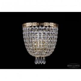 Бра 1927/3/S/G, Bohemia Ivele Crystal