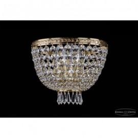 Бра 1927/3/W/G, Bohemia Ivele Crystal