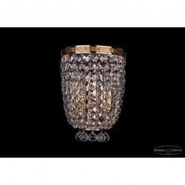 Бра 1928/2/S/G, Bohemia Ivele Crystal