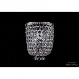 Бра 1928/2/S/Ni, Bohemia Ivele Crystal