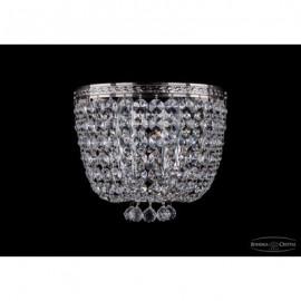 Бра 1928/2/W/Ni, Bohemia Ivele Crystal