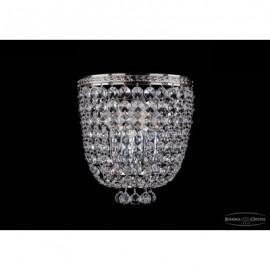 Бра 1928/3/S/Ni, Bohemia Ivele Crystal