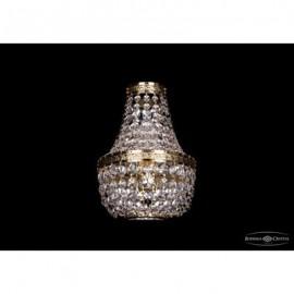 Бра 2150/1/GD, Bohemia Ivele Crystal