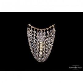 Бра 7708/1/S/G, Bohemia Ivele Crystal