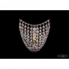 Бра 7708/1/W/G, Bohemia Ivele Crystal