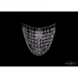 Бра 7708/1/W/Pa, Bohemia Ivele Crystal
