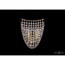 Бра 7708/2/S/GD, Bohemia Ivele Crystal