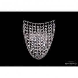 Бра 7708/3/S/Ni, Bohemia Ivele Crystal