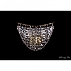 Бра 7708/3/W/G, Bohemia Ivele Crystal