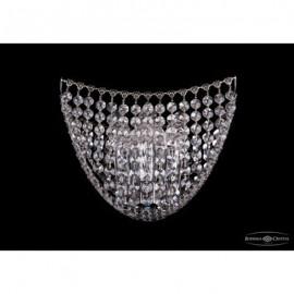 Бра 7708/3/W/Ni, Bohemia Ivele Crystal