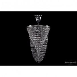 Люстра 1921/25-40/Ni, Bohemia Ivele Crystal