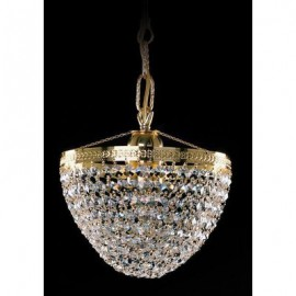 Люстра 1932/20/G, Bohemia Ivele Crystal