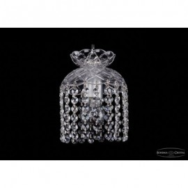 Люстра 7710/15/R/Ni, Bohemia Ivele Crystal