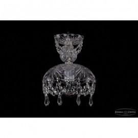 Люстра 7711/22/Ni/Drops, Bohemia Ivele Crystal