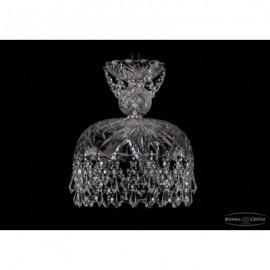Люстра 7711/25/Ni/Drops, Bohemia Ivele Crystal