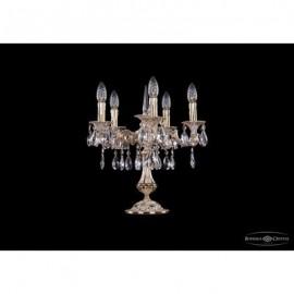 Лампа настольная 7001/5/125-51/A/GW, Bohemia Ivele Crystal