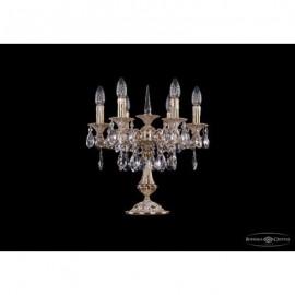 Лампа настольная 7001/6/125-51/A/GW, Bohemia Ivele Crystal