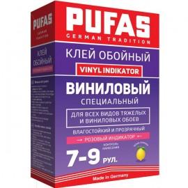 Клей обойный виниловый специальный Vinyl Indikator Pufas 225 г