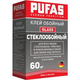 Клей стеклообойный Glass Pufas 500 г