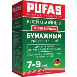 Клей обойный бумажный универсальный Super Express Pufas 180 г