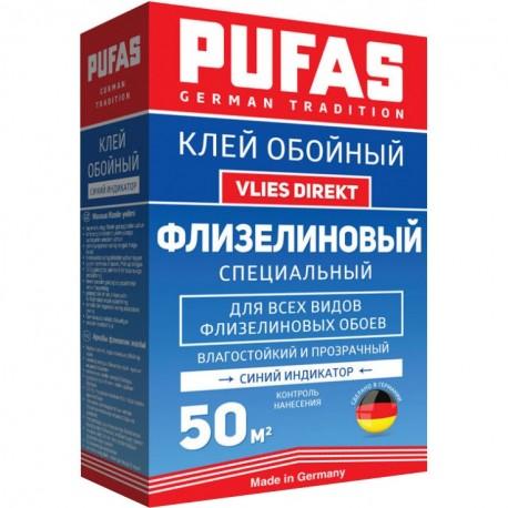 Клей обойный флизелиновый специальный Vlies Direkt Pufas 325 г