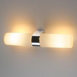 Картинная подсветка IP44 на 2 лампы Round 2х42W хром (a031603)