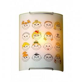 CL921016 Настенно-потолочный светильник Citilux Смайлики