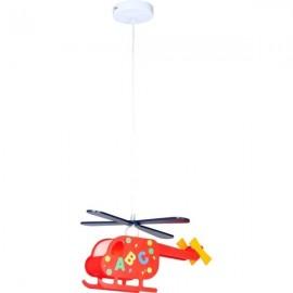 15722 Подвесной светильник Globo Kita Вертолет