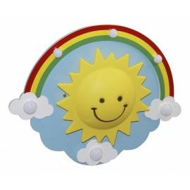 74509 Накладной светильник Kink Light Солнце