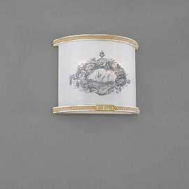 Бра La Lampada, арт. WB.1307-2.17