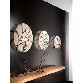 настенно-потолочный светильник тарелка CENTROLUCE, арт. 10271-PL50