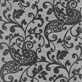 """Флоковые На Виниле Обои Portofino коллекция """"Kashmir"""", арт. 500027"""